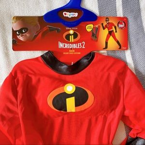 Boys M Dash Costume- Incredibles 2